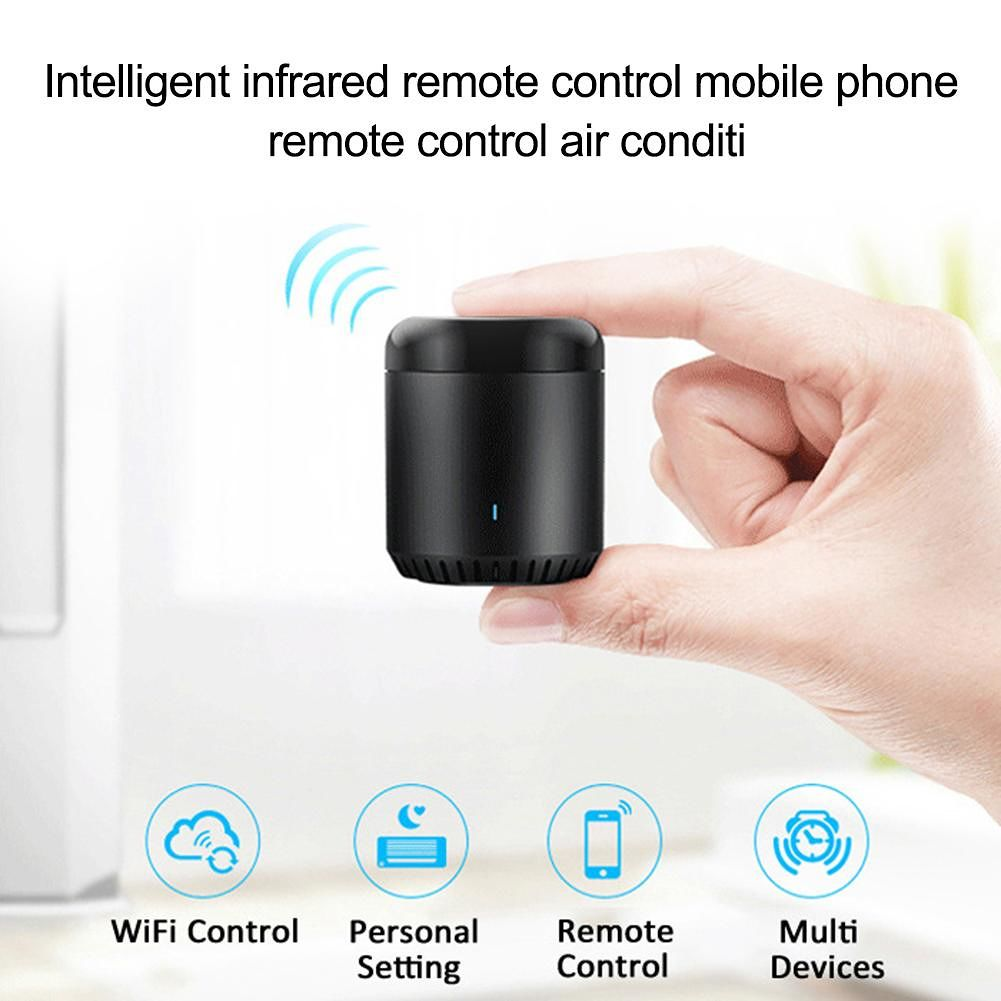 Universal WiFi IR Wireless Smart Remote Controller for TV Air Conditioner