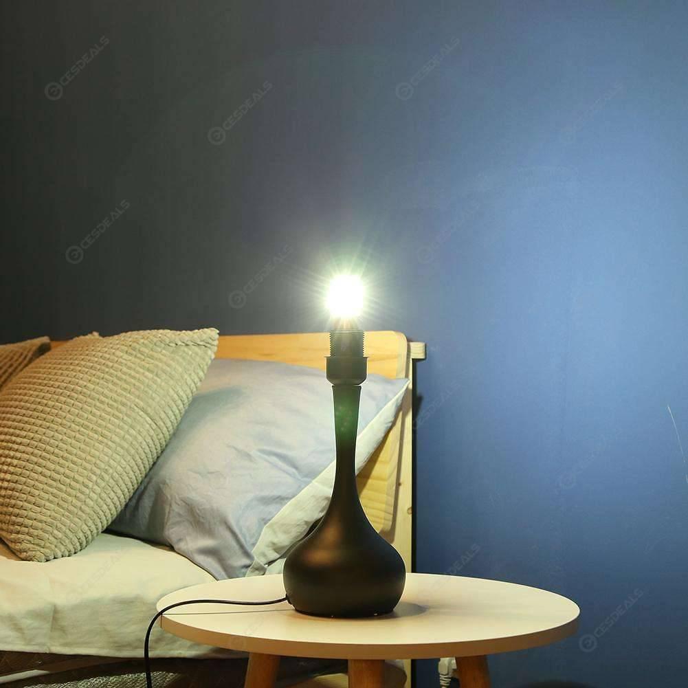 E14 60LED Corn Bulb Light AC 85-240V Constant Current No Flicker LED Lamp