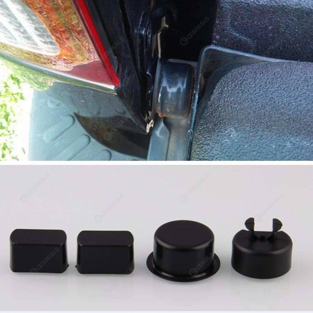 4pcs//set Tailgate Hinge Pivot Bushing Insert Kit for Dodge Series Truck
