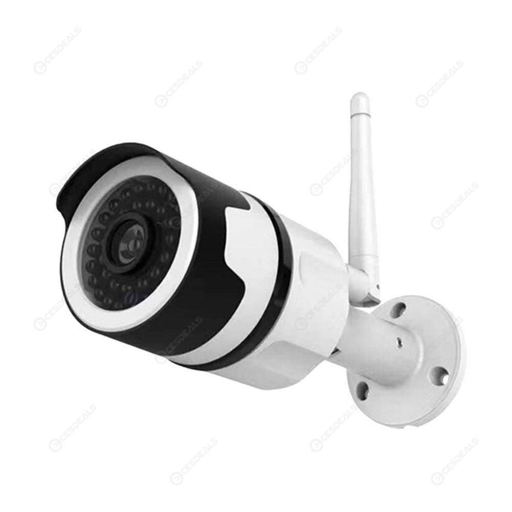 H6003 Wireless WiFi IP Camera Night Vision Outdoor Surveillance Camera (2MP