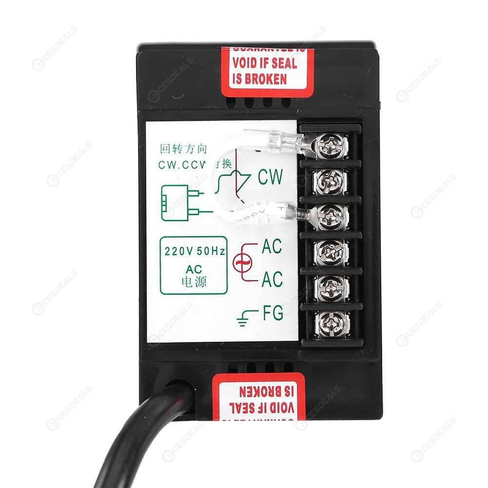400W AC 220V Motor Speed Controller Pinpoint Regulator Forward and Backward
