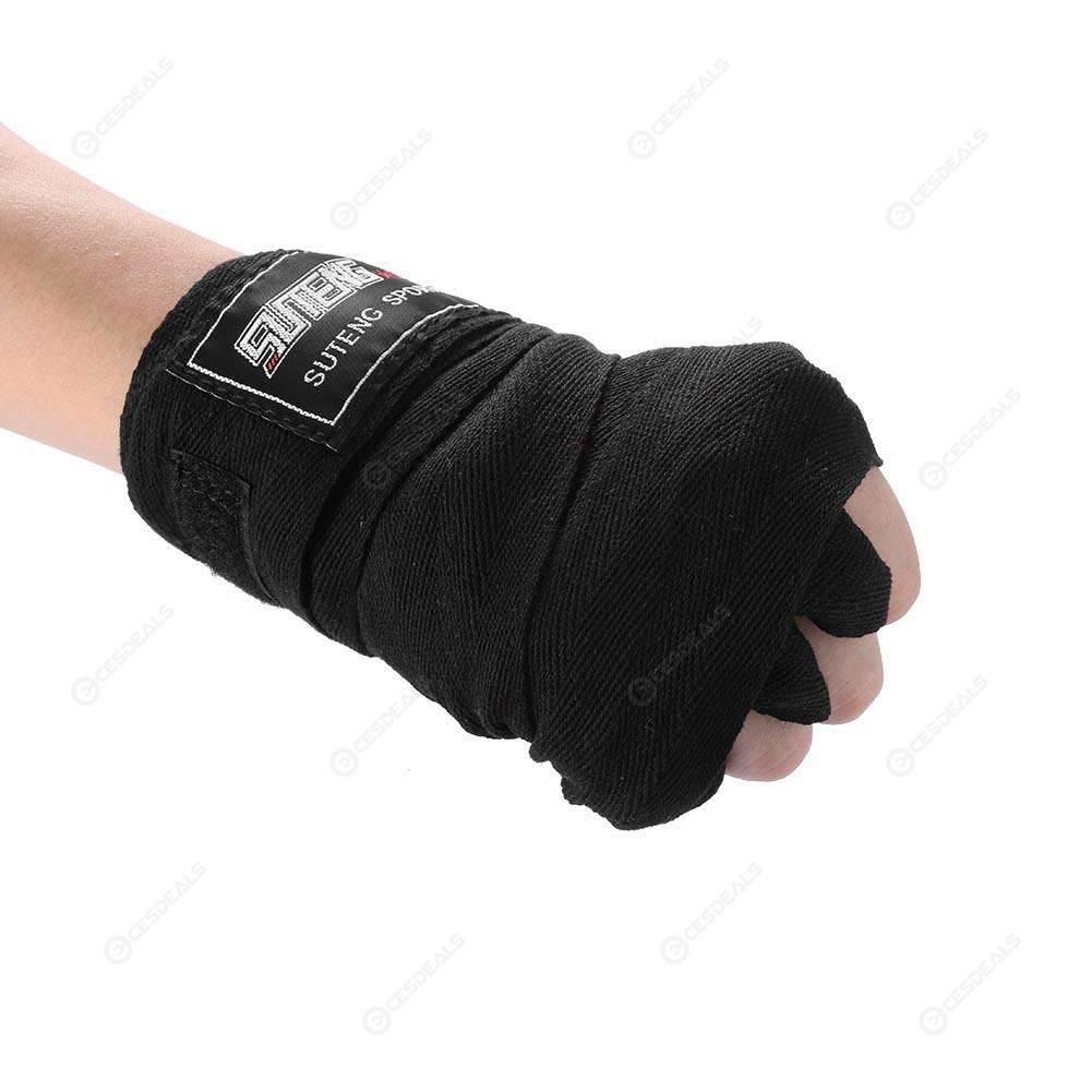 1 Roll Sports Straps Taekwondo Boxing Bandages Wrist Hand Cotton Wraps Gloves