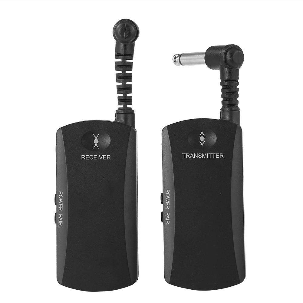 m2 portable wireless audio transmitter receiver system for guitar bass us online shopping. Black Bedroom Furniture Sets. Home Design Ideas