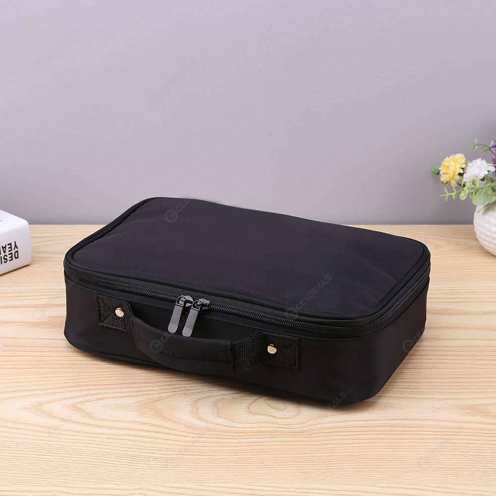 Waterproof Hair Cutting Tools Holder Bag Zipper Hairdress Scissors Case (2)