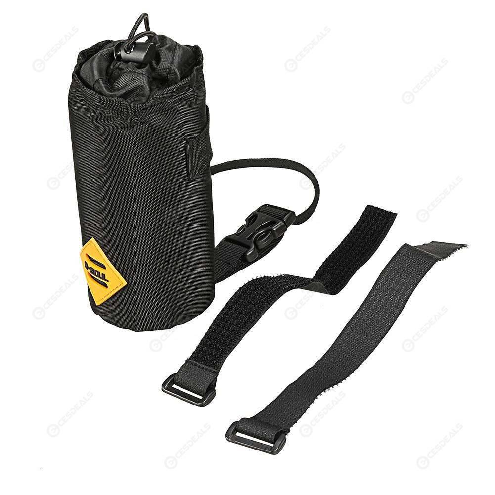 B SOUL Road Bike Front Handlebar Water Bottle Insulation Bag Bottle Pouch TN2F
