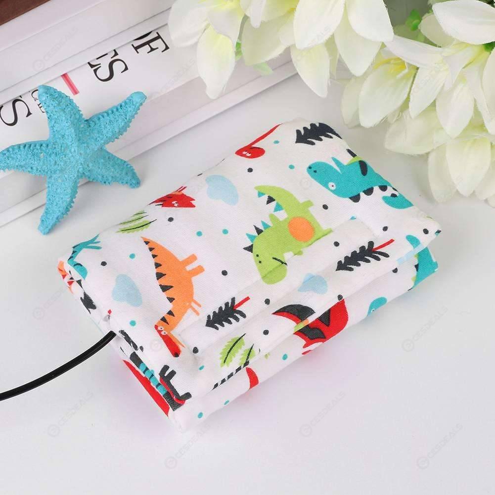 Portable USB Baby Bottle Warmer Heater Insulation Thermostat (Dinosaur)