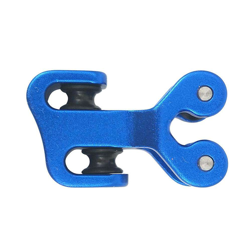 Strong Aluminum Pulley Cable Slide for Compound Bow Hunting Archery 3 Color