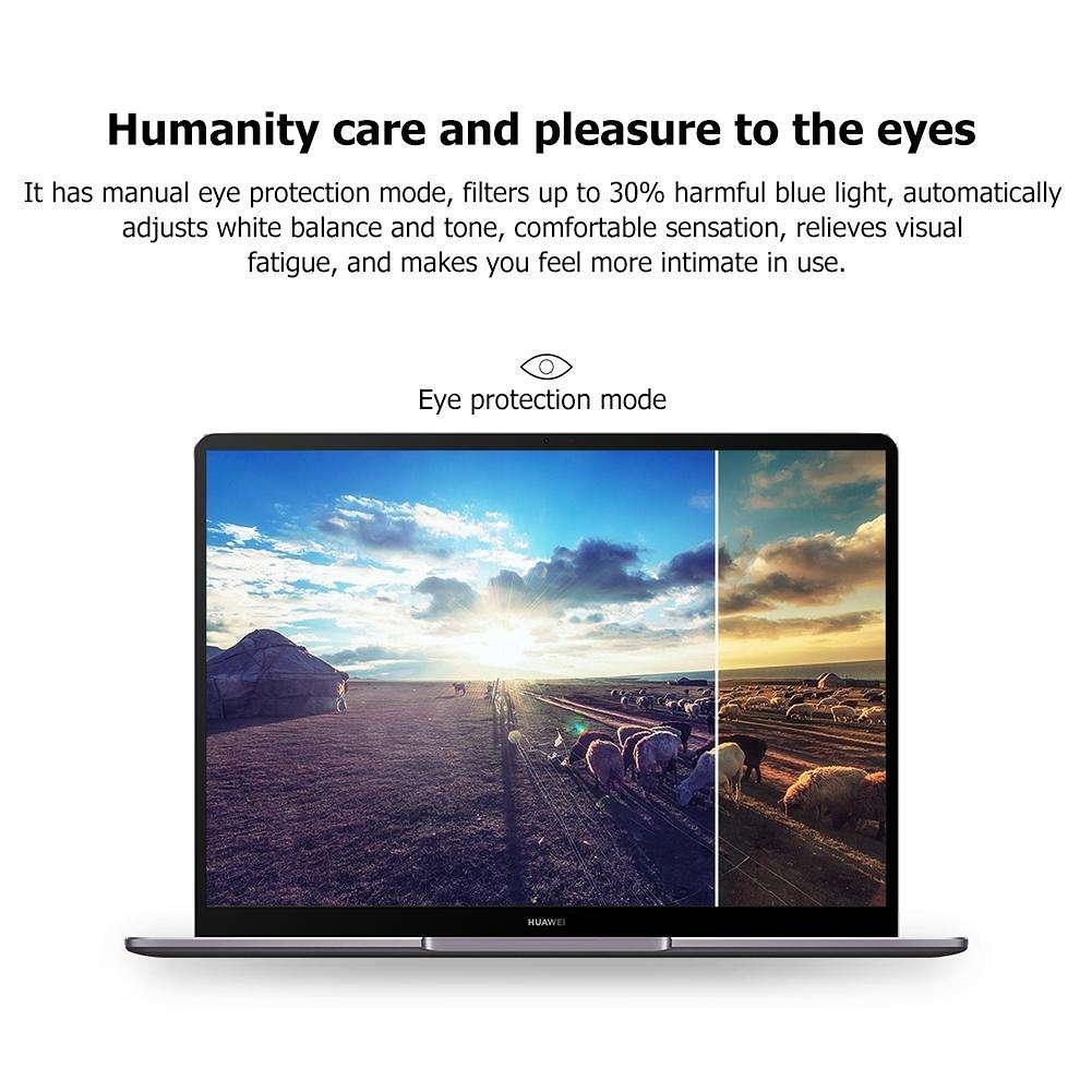 Huawei MateBook 13 Win 10 Quad Core i5 8GB+256GB Integrated Video Card