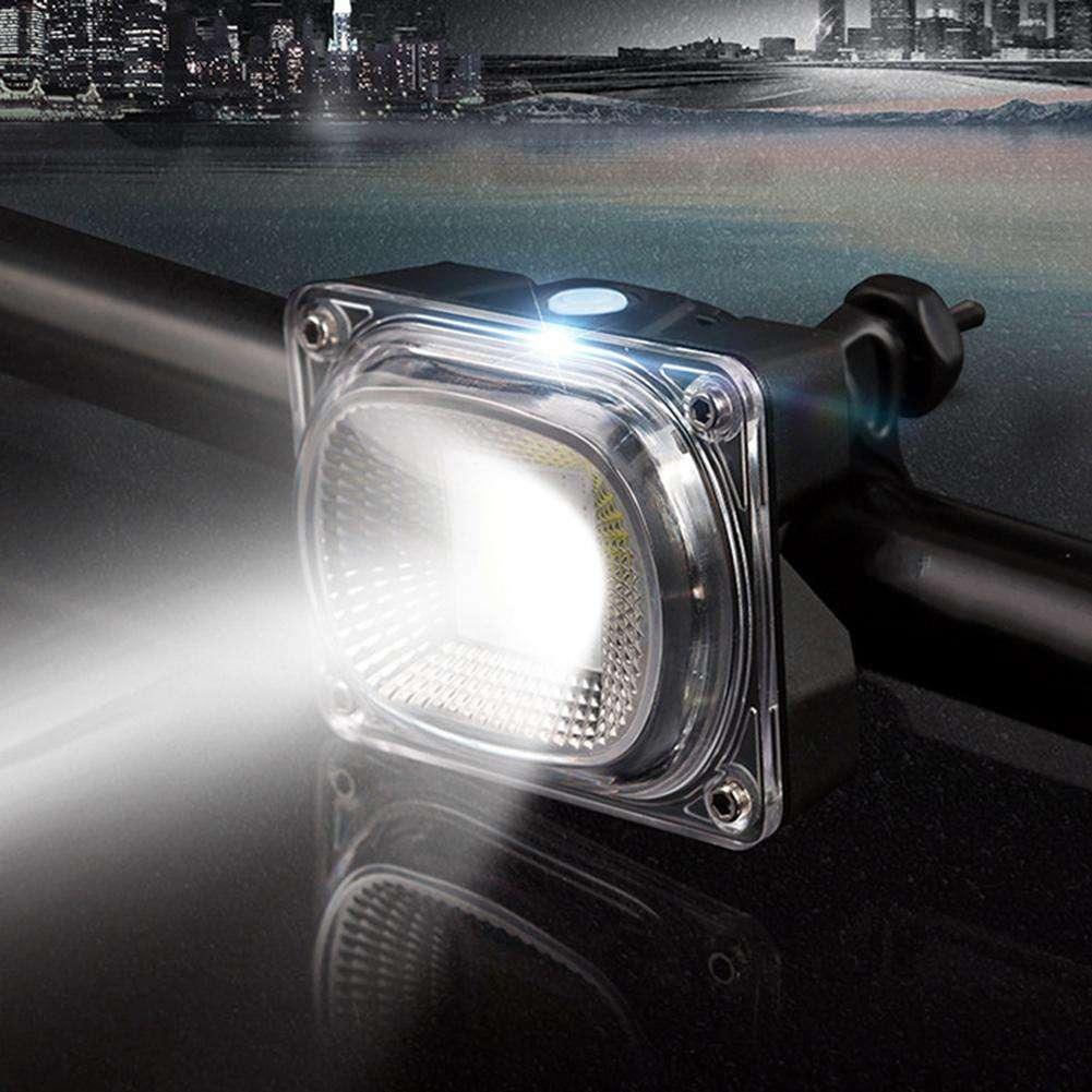 Mountain Bike USB Charging Tail Light Waterproof LED Taillight Rear Lamp