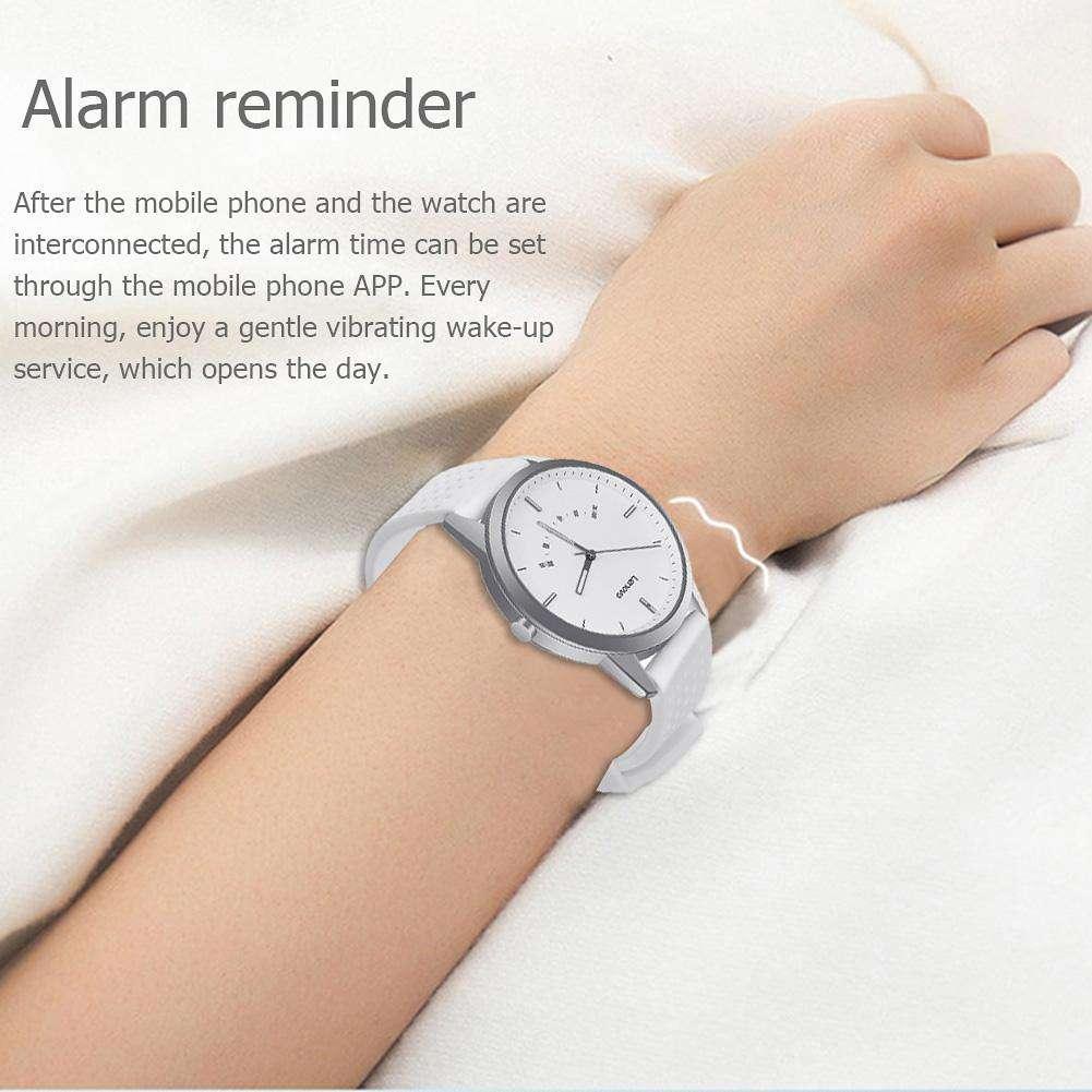 Lenovo Watch9 Bluetooth Waterproof Pedometer Heart Rate Smart Watch (White)
