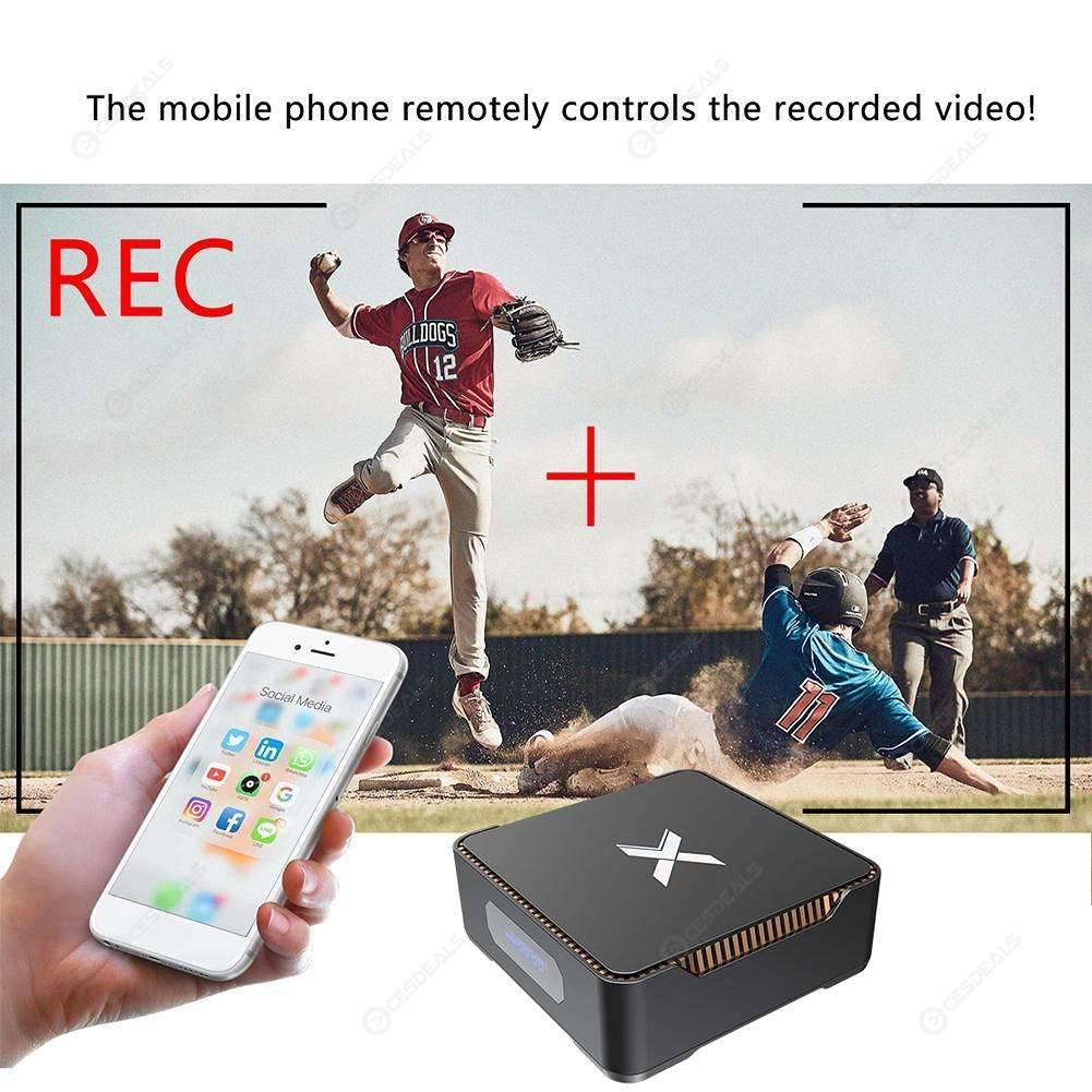 A95X MAX TV Box Android 8 1 Amlogic S905X2 Quad Core WiFi Set Top Box (US)
