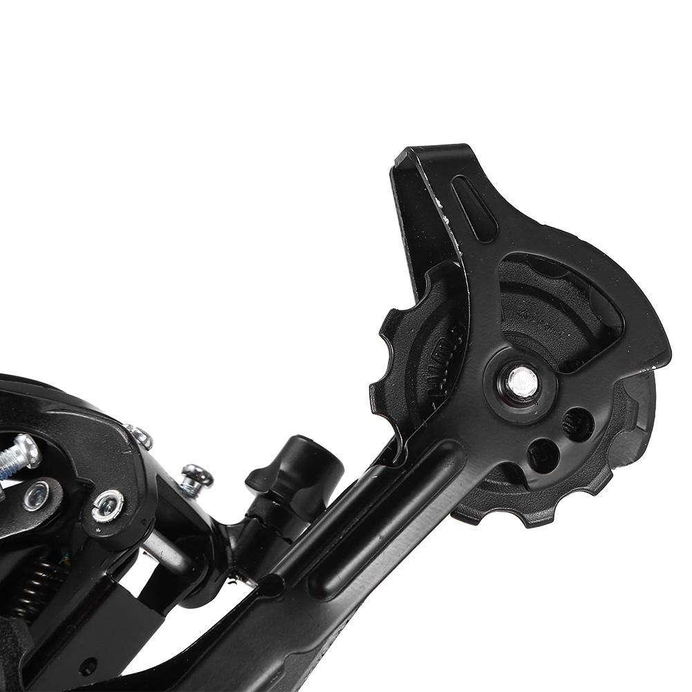 9 Speed Bike Rear Derailleur Cycling MTB M370 Rear Derailleur Aluminum Alloy