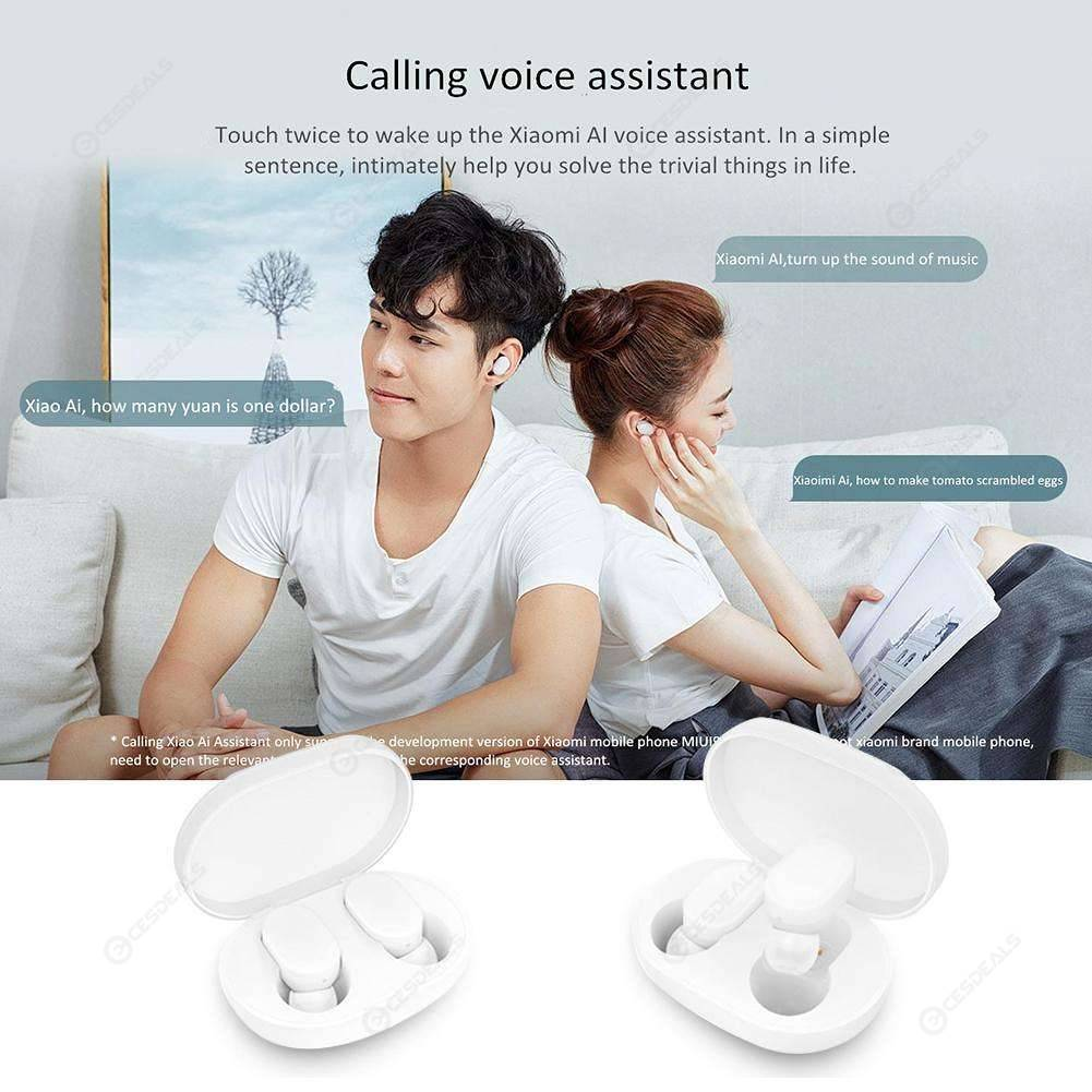 Xiaomi Mi AirDots TWS Bluetooth 5.0 Earphones Earbuds with Charging Box