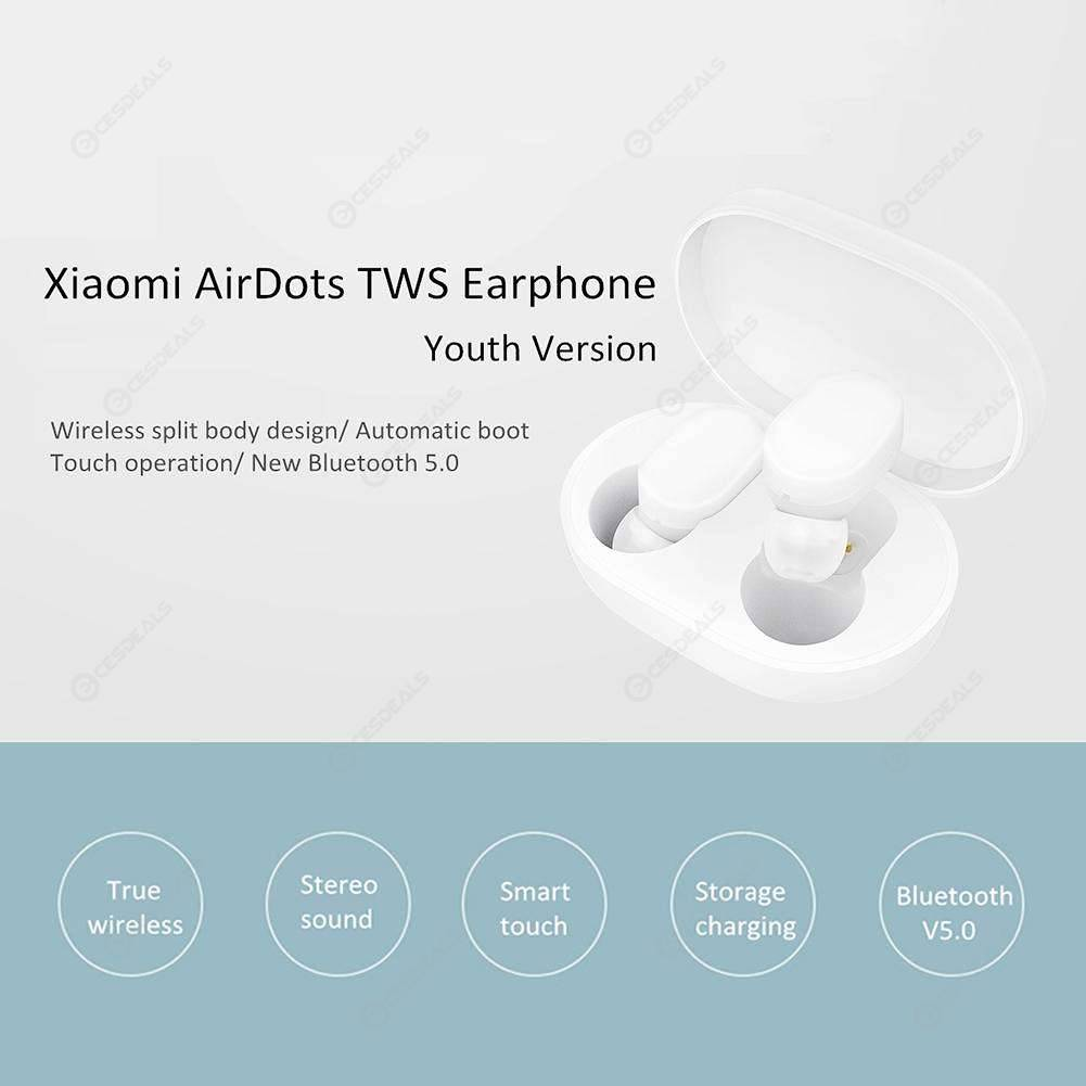 mi airdots youth edition купить