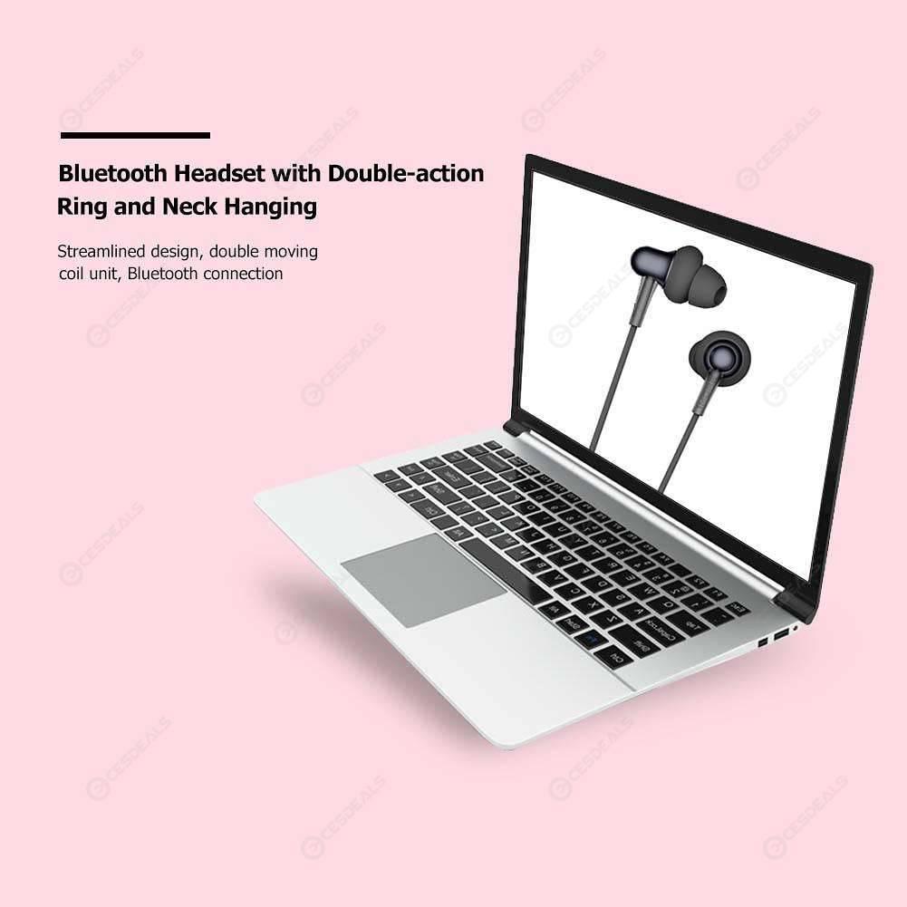 Xiaomiyoupin 1MORE Stylish Earphones Dual-dynamic Driver Headset (Black)
