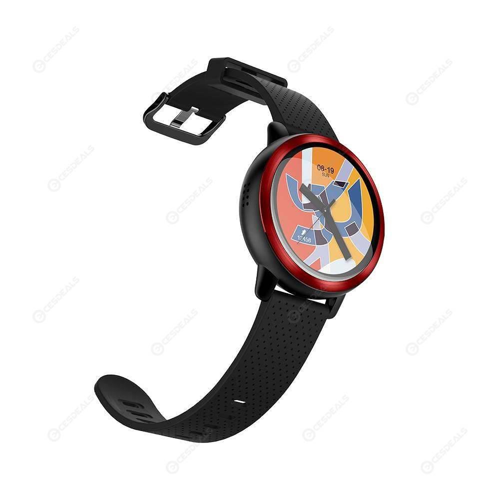 LEMFO LEM8 4G Smart Watch IP67 Android 7.1.1 2GB+16GB GPS Smartwatch (Red)