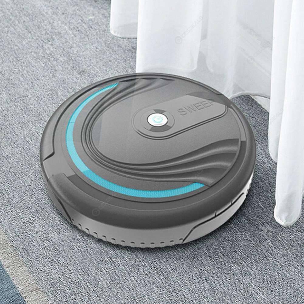Prime Smart Floor Sweeping Robot Dust Catcher Auto Vacuum Cleaner Black Gray Pdpeps Interior Chair Design Pdpepsorg
