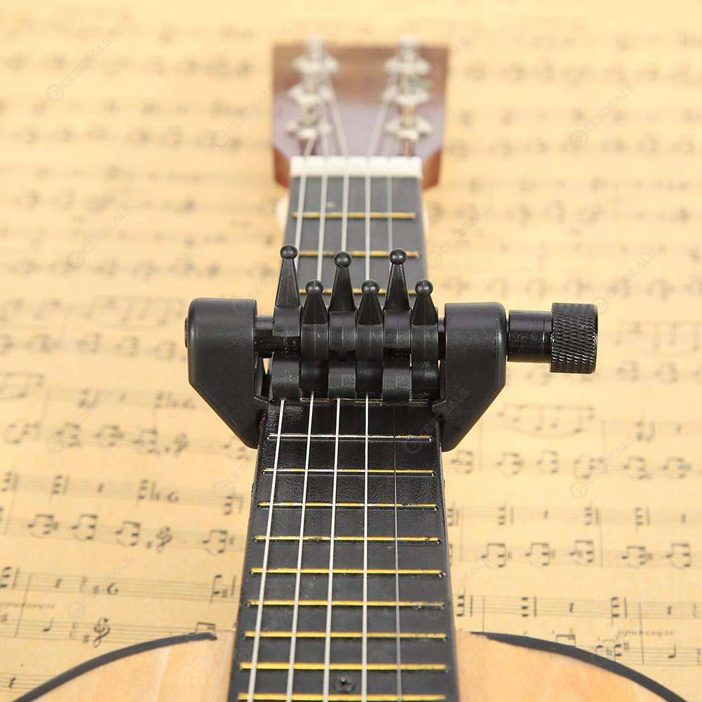 WA-20 Multifunction Guitar 6 Chord Capo Open Tuning Spider Chords Clamp