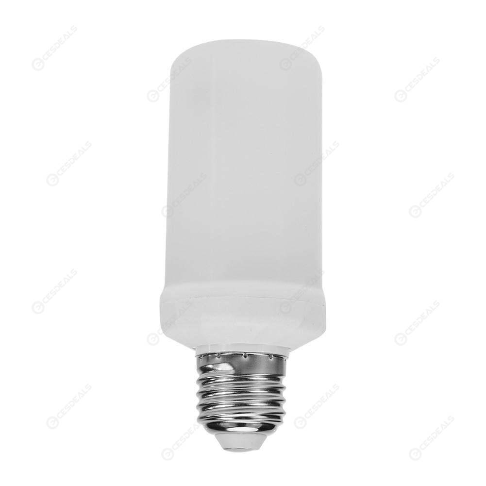 39 SMD 2835 LED Light E14 3W Flame Effect Emulation Flickering Bulbs Lamp
