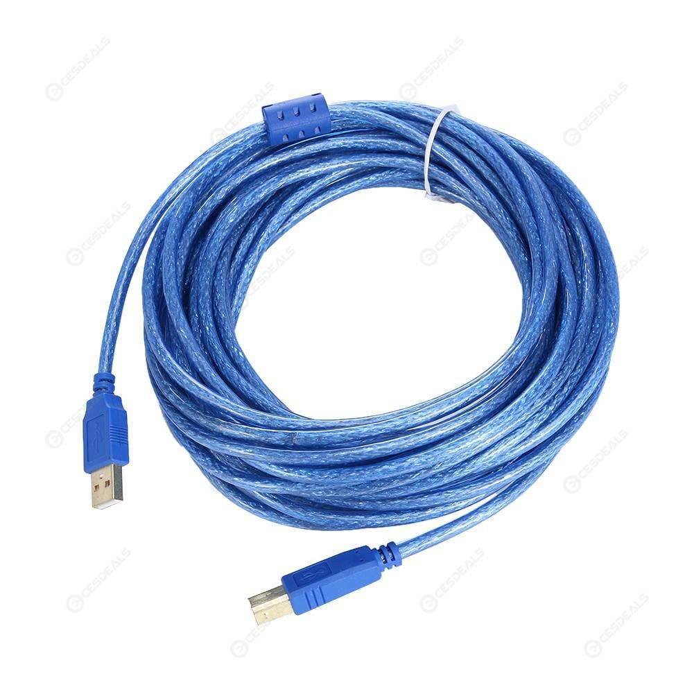 Alta Velocidad USB Cable para Conectar Impresora//Escáner a Portátil Notebook PC