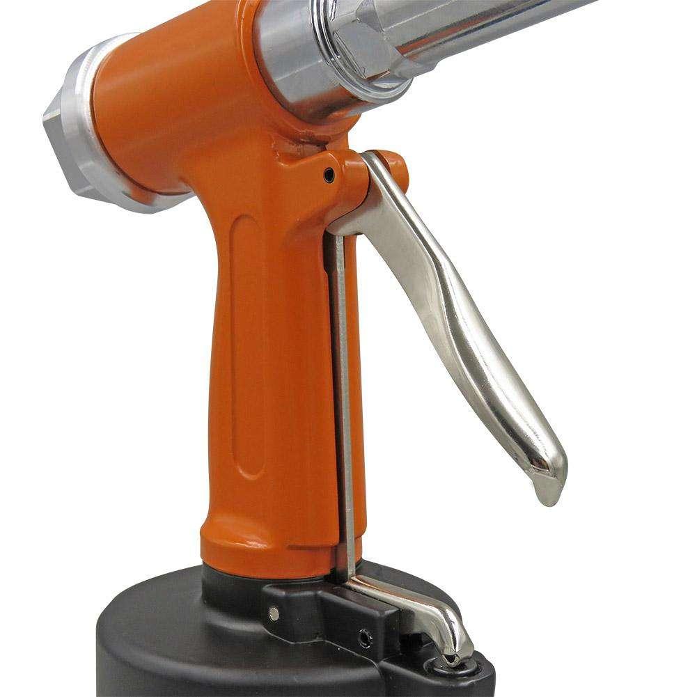 3 Claw Industrial Pneumatic Air Hydraulic Rivet Gun Riveter Riveting Tool