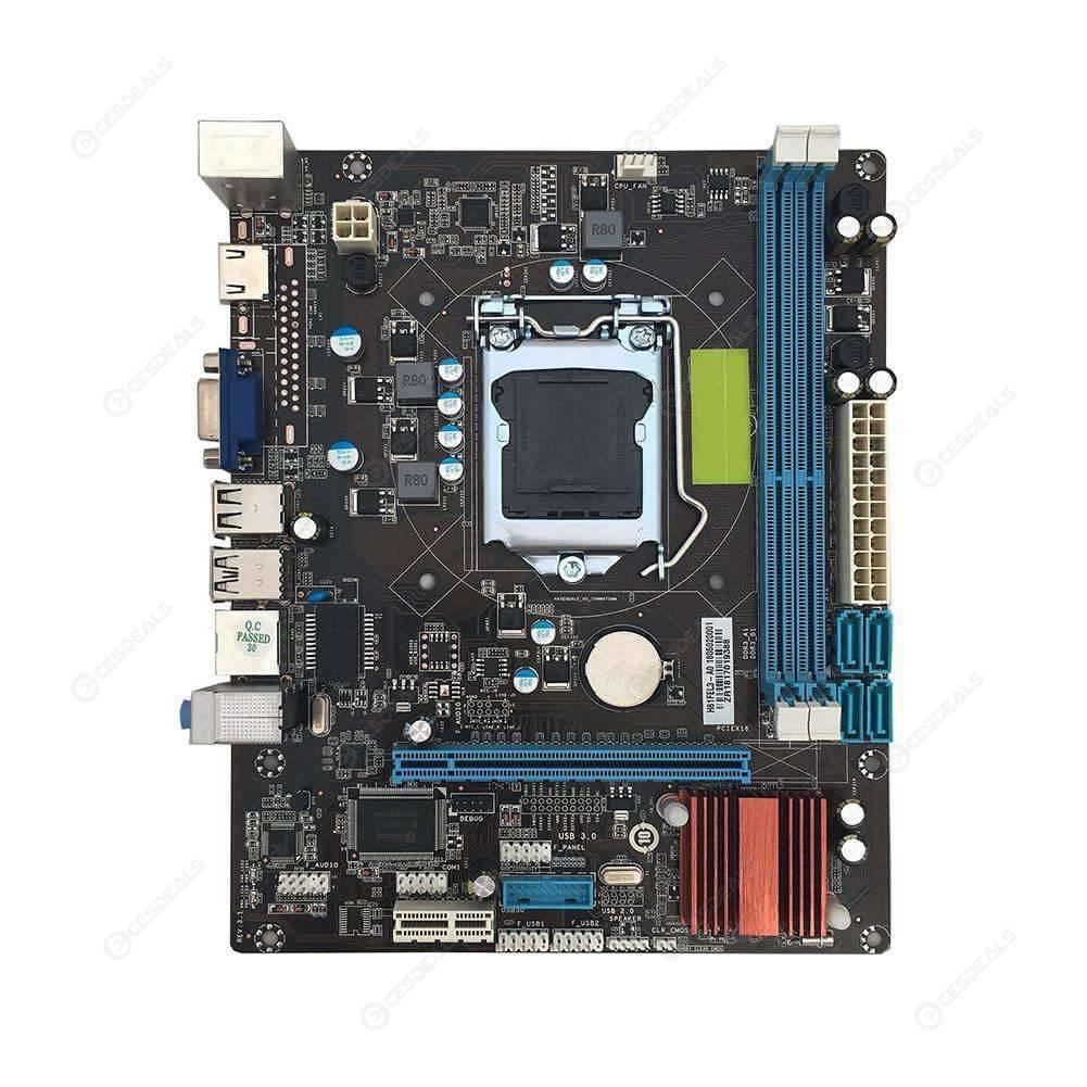 Strange H61 Desktop Pc Motherboard 1155 Pin Cpu I3 I5 I7 Interface Ddr3 Vga Hdmi Interior Design Ideas Oteneahmetsinanyavuzinfo