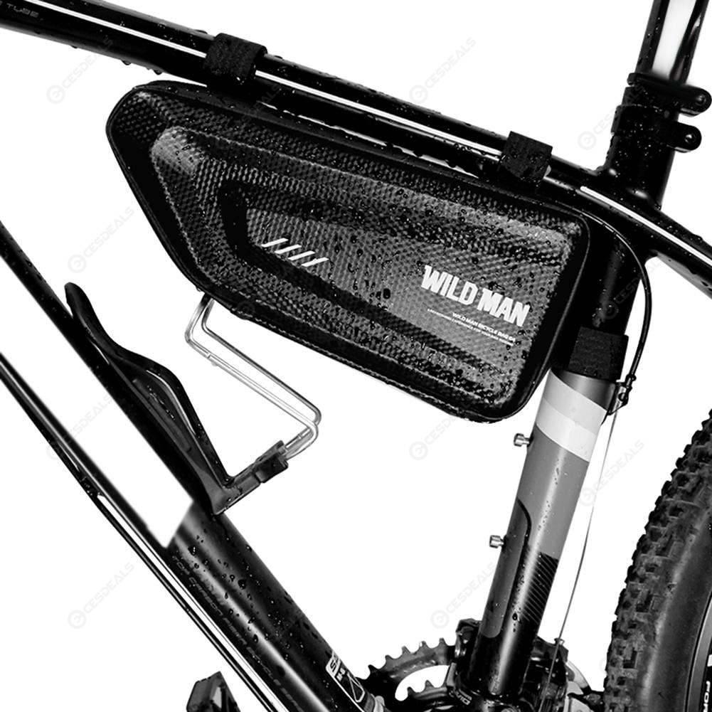 Bags Panniers Wheelup Cycling Bike Front Bag Waterproof Frame Top Tube Bag Hard Shell Bag Sporting Goods Cub Co Jp