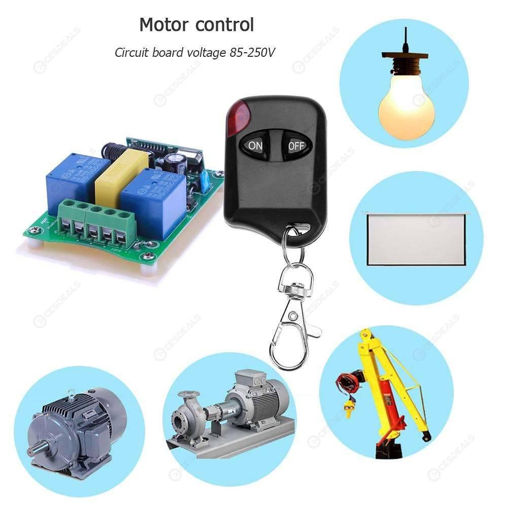 Air Conditioner Control Pcb Board Remote Controller Fork Terminal