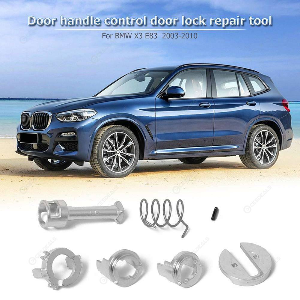 Door Lock Cylinder Barrel Repair Kit For X3 X5 E53 E83 Front Left Or Right