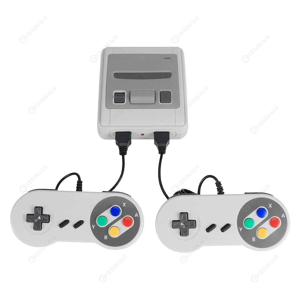 621 Games Childhood Retro Mini Classic HDMI 8 Bit Video Game Console (US)