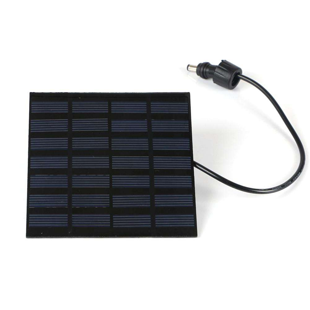 Solar Fountain Water Pump Panel Kit for Pool Garden Fish Pond Aquarium
