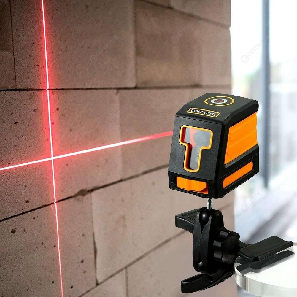 Mini Laser Level 2 Red Cross Line Lazer Nivel Leveling Diagnostic Tool (A)-  US$39.99 online shopping | cesdeals.com
