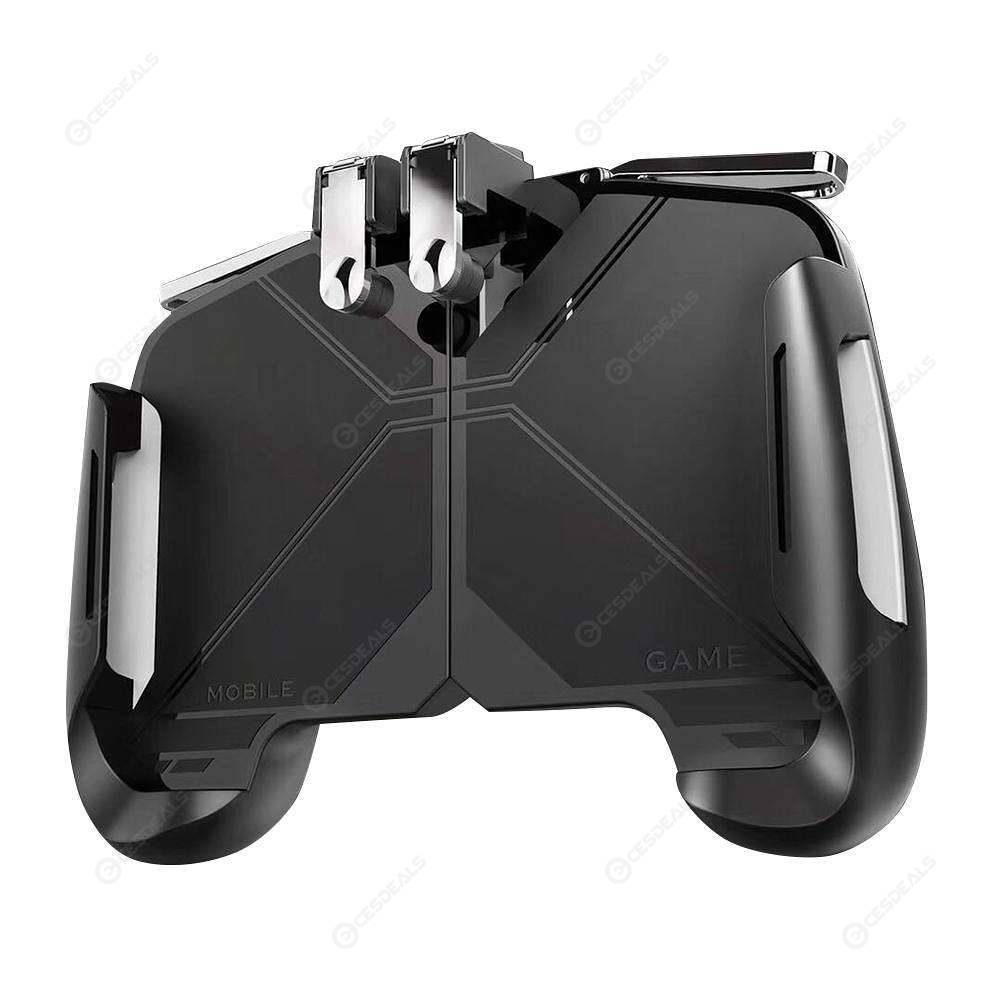 Gaming Joystick for PUBG Game Controller L1R1 Trigger Fire Button Shooter Stretchable for iOS Android Phone for AK16 Gamepad