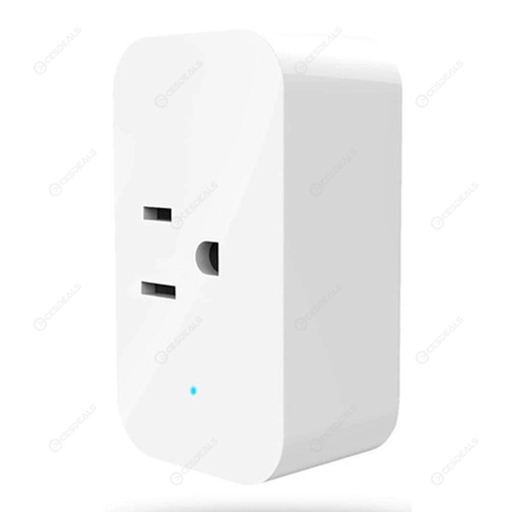 Wireless WiFi Socket Intelligent Remote Control Socket Supports Alexa Phone