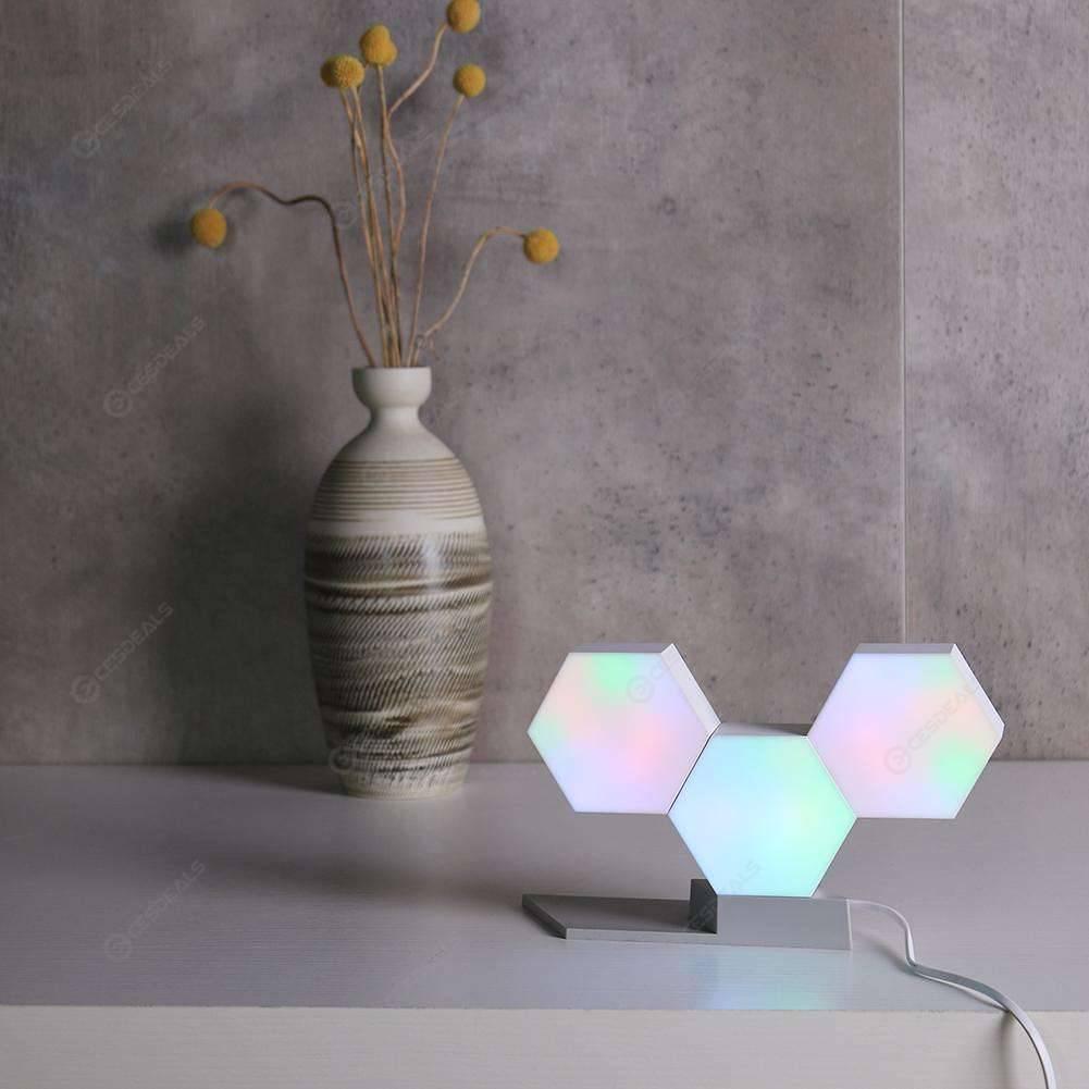LifeSmart Cololight Quantum Lamp Hexagon Voice Control DIY WiFi Nachtlicht