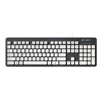 Logitech Washable Wired Keyboard K310 for Windows Desktop Laptop Computer