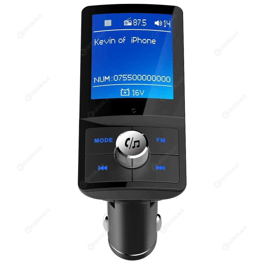 bc45 lcd bluetooth fm transmitter handsfree car kit mp3 player usbbc45 lcd bluetooth fm transmitter handsfree car kit mp3 player usb charger