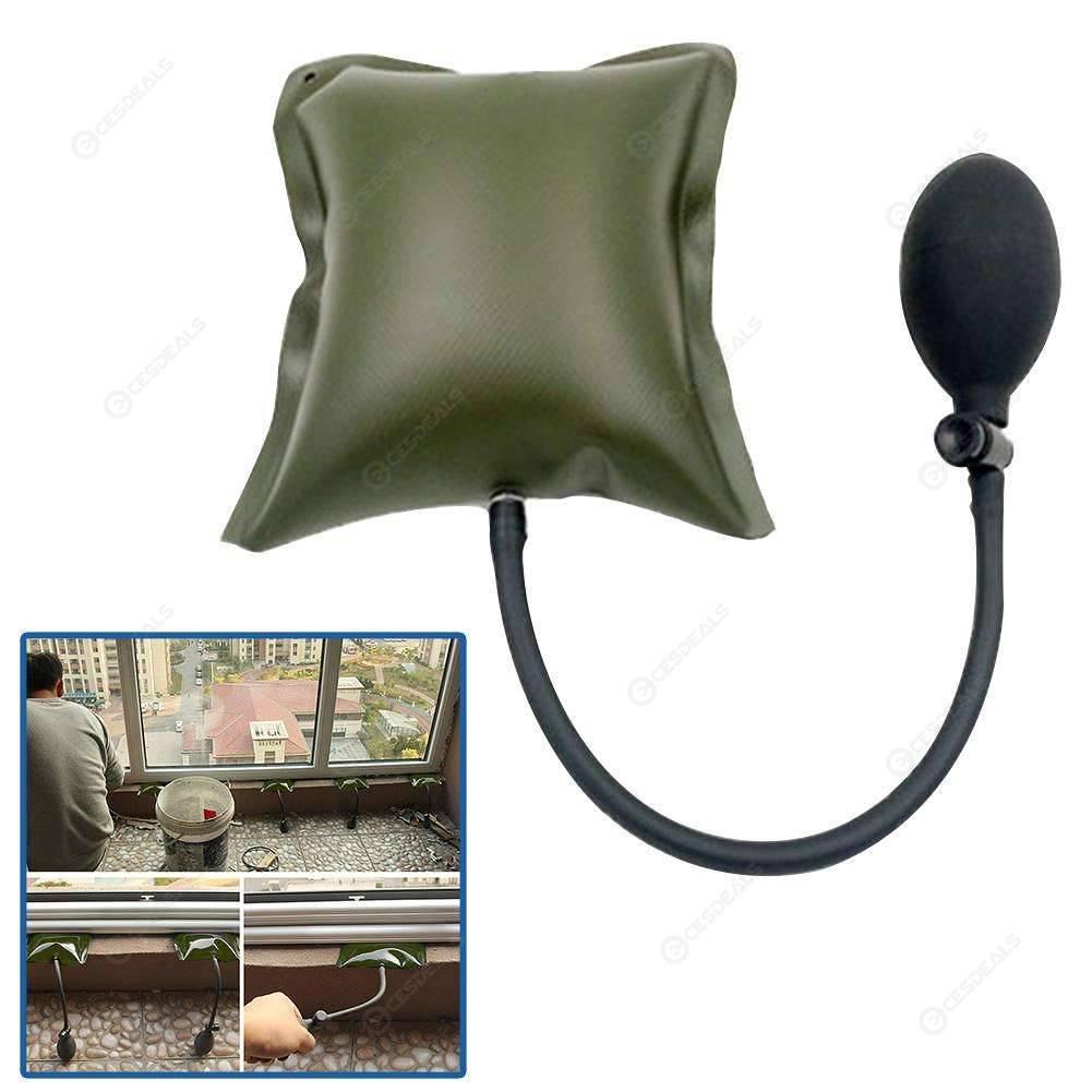 Inflatable Air Pump Car Window Door Key Lost Air Wedge Airbag Cushion Pad