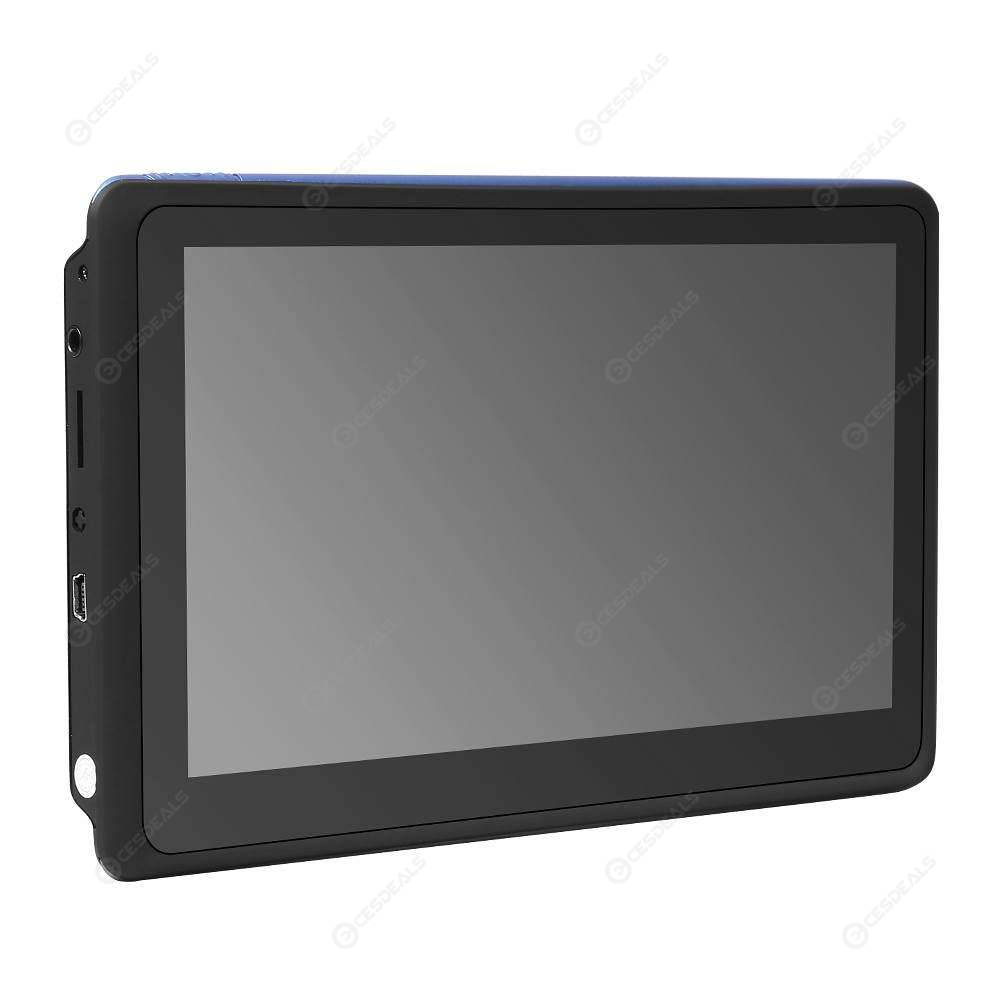Portable 7 inch Touch Screen GPS Navigation 128MB+8GB GPS Navigator with Map