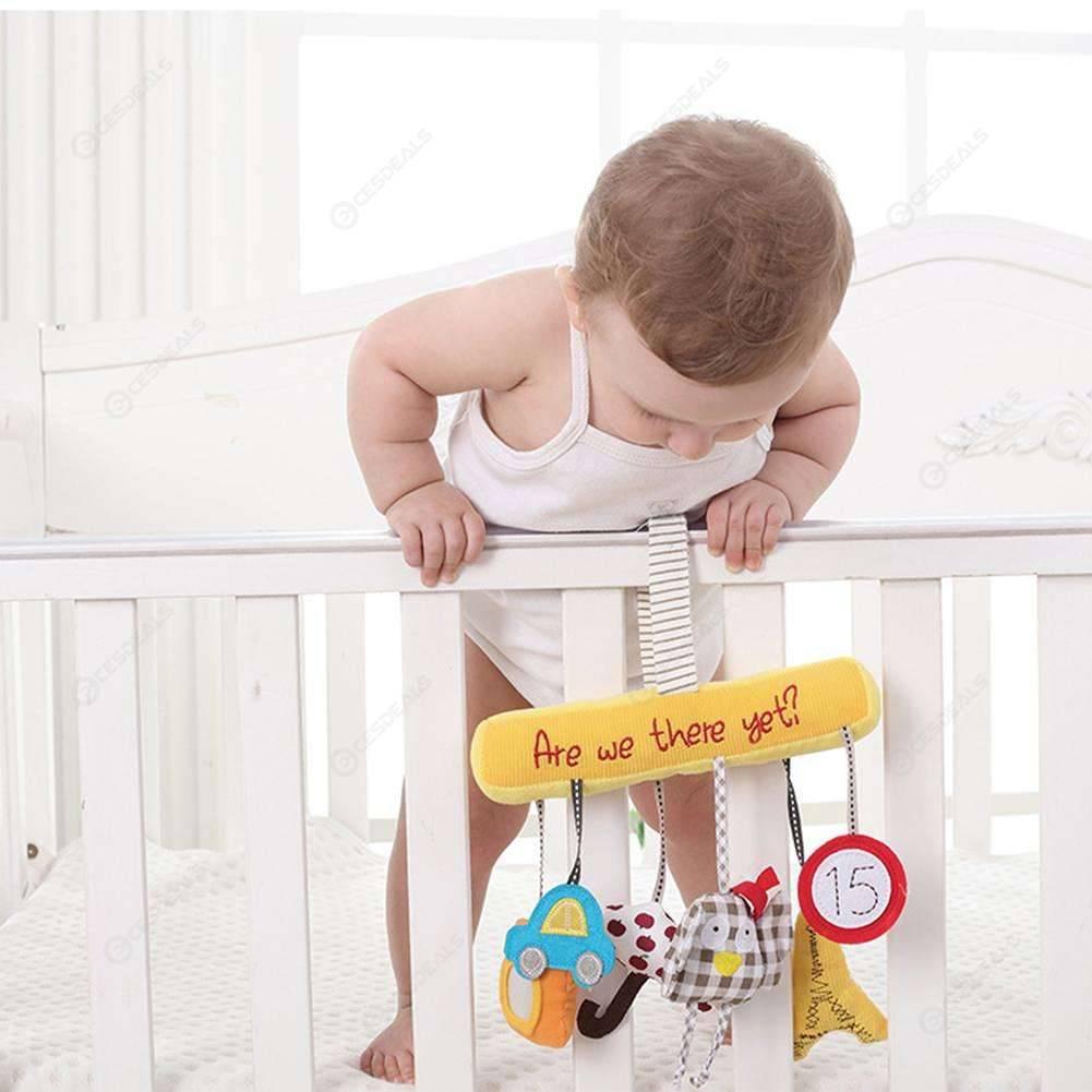 Marvelous 1 Set Kids Rattle Toy Cartoon Animal Plush Bell Baby Stroller Crib Pendant Ibusinesslaw Wood Chair Design Ideas Ibusinesslaworg