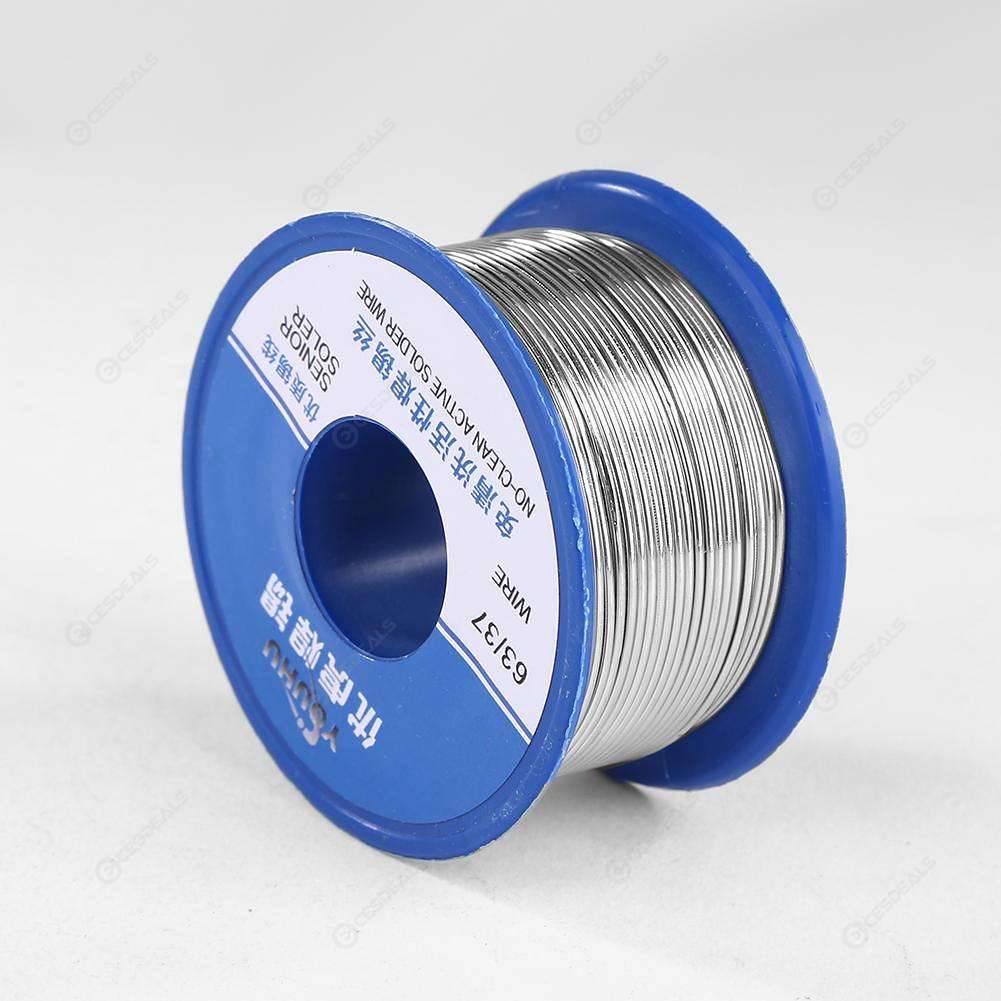 100g/roll Rosin Core Solder Tin Wire Flux Reel Line Welding Wires (0.5mm)