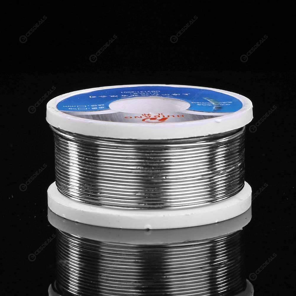 100g/roll Soldering Tin Wire Lead Wire Flux Reel Line Welding Wires (0.8mm)