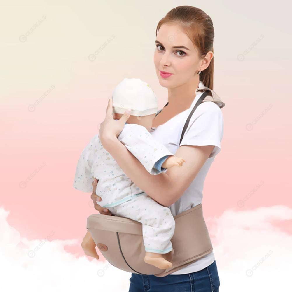 Multifunction Baby Carrier Hipseat Waist Stool Waist Belt Kids Backpacks