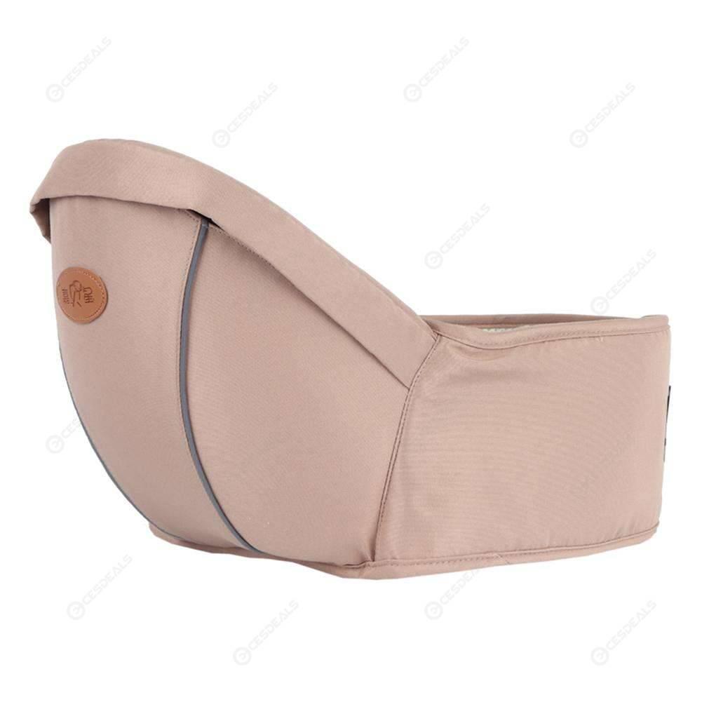 Ergonomic Baby Carrier Waist Stool Infants Hipseat Adjustable Wrap Belt