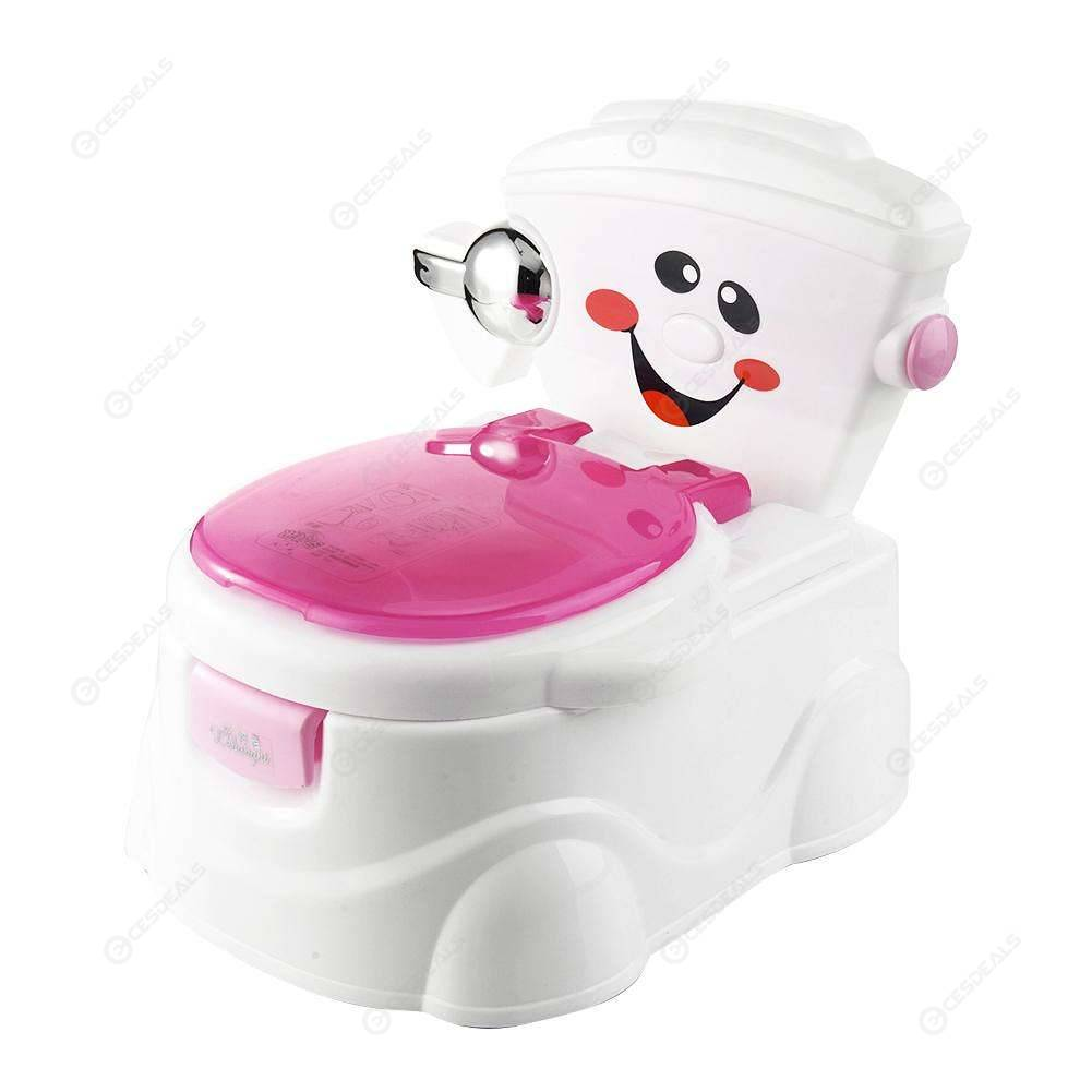 Portable Cute Baby Potty Multifunction Toilet Seat Girls Boy Training Pot