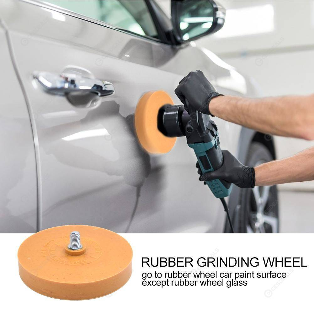 Rubber Eraser Wheel Adapter Vinyl Decal Car Glue Adhesive
