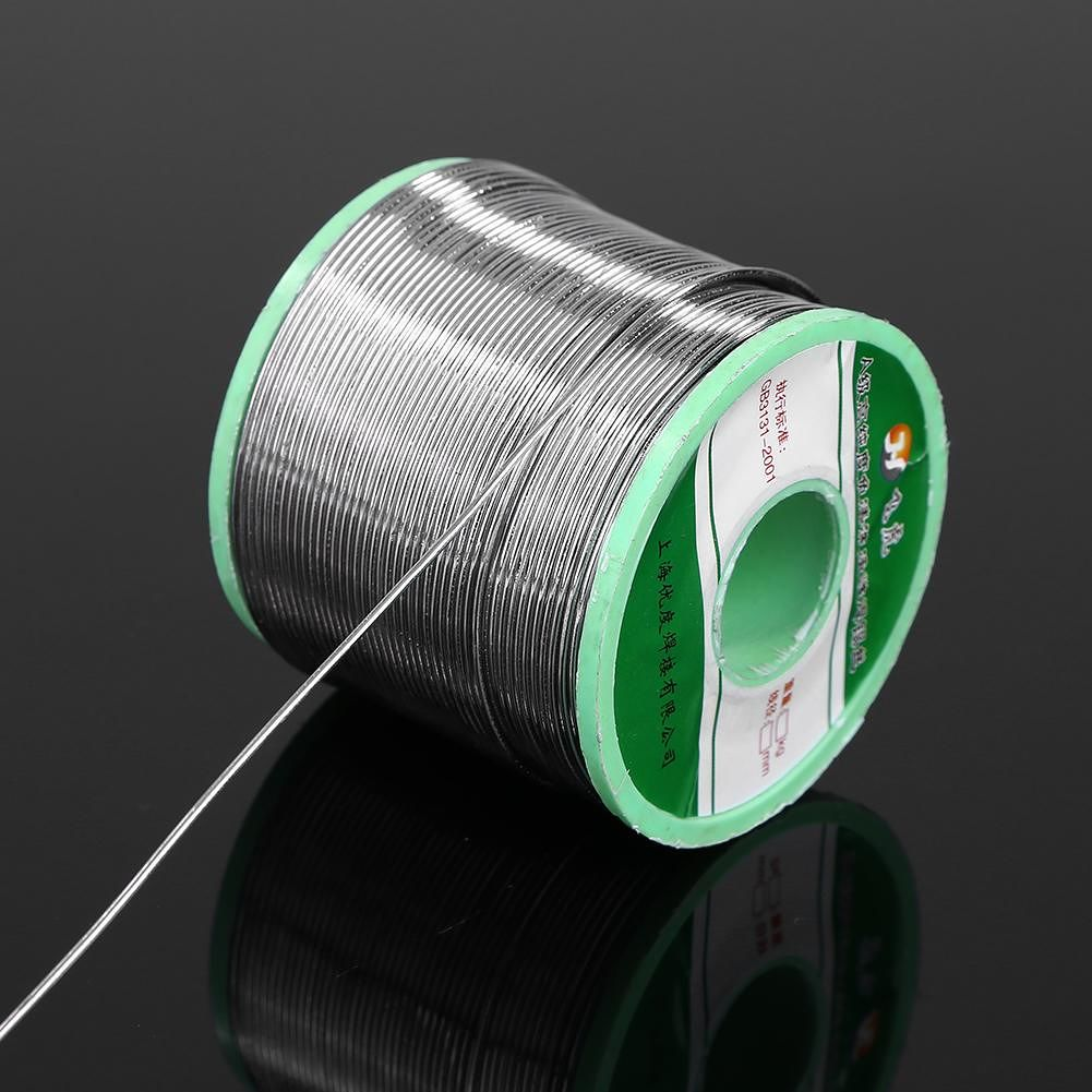 500g/roll Tin Lead Solder Wire Flux Reel Welding Line Welding Wires (0.8mm)
