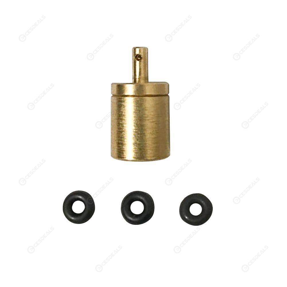 Gas Refill Adapter for Butane Canister Outdoor Camping Hiking Stove Tank Inflate