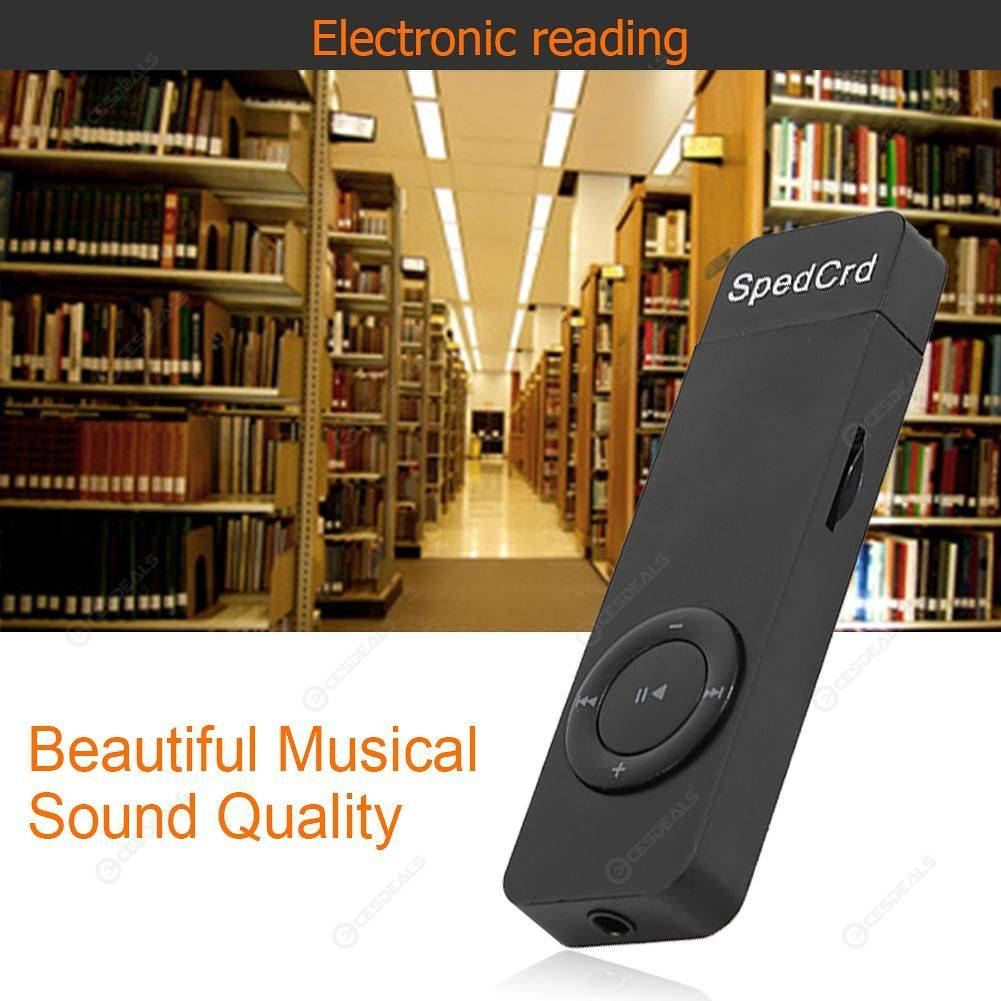 Strip Sport Music Lossless Sound Media MP3 Player Support 16GB TF Card