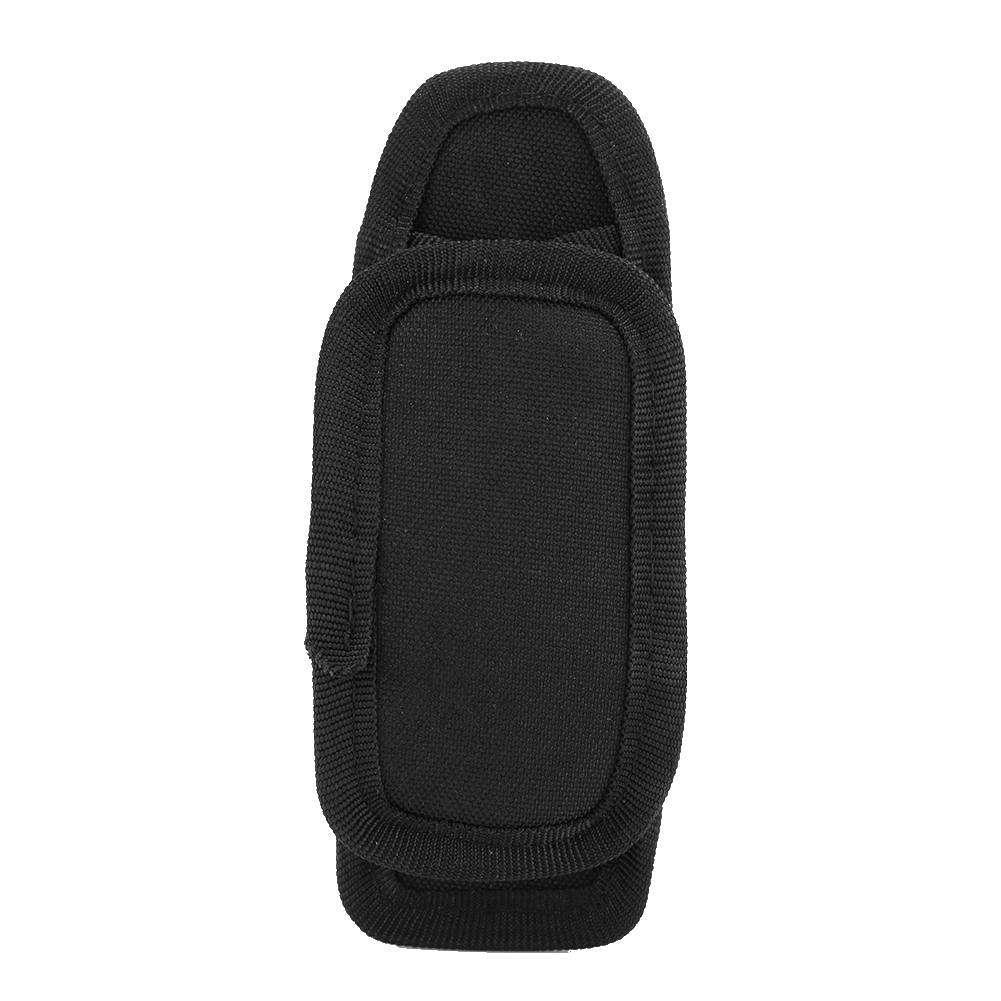 Holder Pouch Outdoor Tool Accessories Flashlight Torch Bag Waist Belt Case